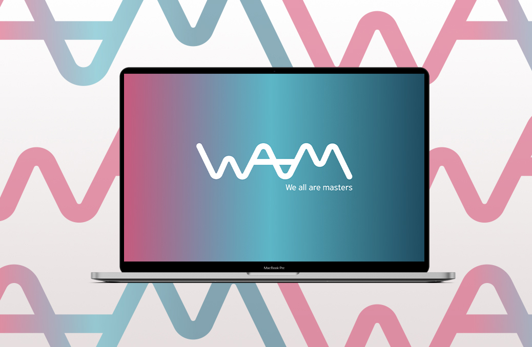 logo waam by ohyes communication design